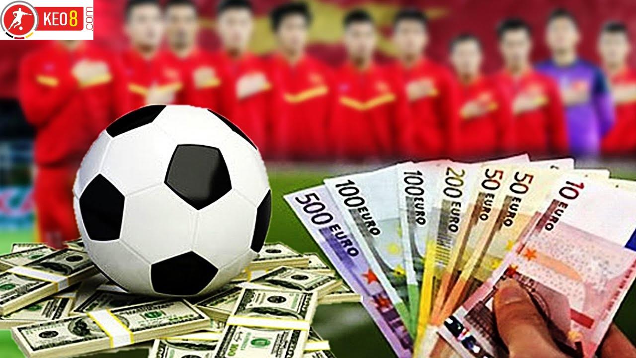 5 nguyên tắc vàng trong làng cá cược bóng đá online- Bảo đảm ăn tiền
