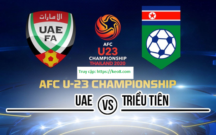 Soi kèo bóng U23 UAE vs U23 Triều Tiên, 17h15 ngày 13/01/2020: Nỗ lực giành điểm cho cả hai bên