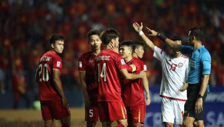 Tranh cãi việc VAR từ chối cho U23 Việt Nam hưởng phạt đền!!