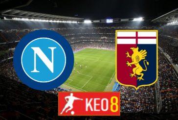 Soi kèo nhà cái, Tỷ lệ cược Napoli vs Genoa - 20h00 - 27/09/2020