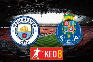 Soi kèo nhà cái, Tỷ lệ cược Manchester City vs FC Porto - 02h00 - 22/10/2020