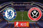 Soi kèo nhà cái, Tỷ lệ cược Chelsea vs Sheffield Utd - 00h30 - 08/11/2020
