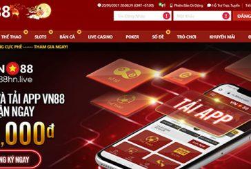 VN88 - Link chuẩn vào vn88.com mới nhất 2021